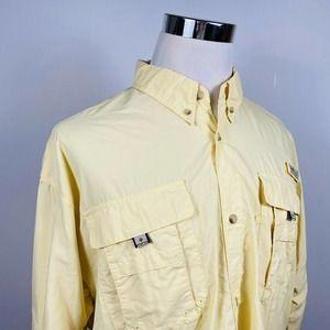 Columbia PFG XLT Mesh Vented Fishing Outdoor Shirt